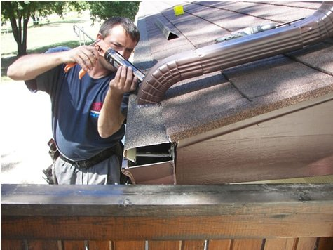 Gutter Protection Installation | Install Gutter Cover