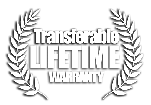 Transferable Lifetime Warranty
